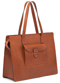 Maison Thomas-Pulsation cognac orange fluo