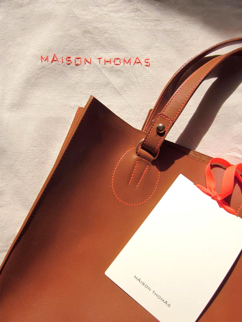 Maison Thomas - Portrait