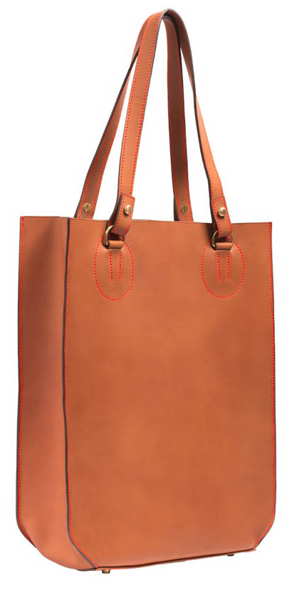Maison Thomas-Cognac Orange Fluo