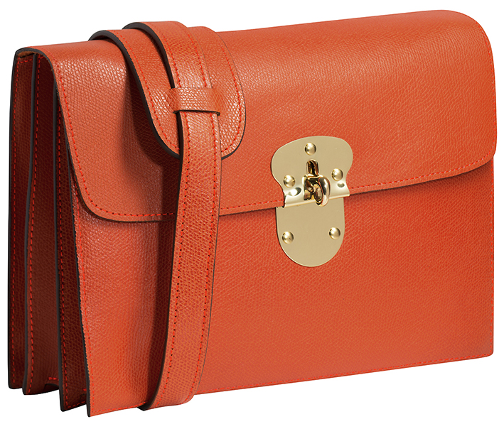 Maison Thomas - Porte-Moi Orange/fil Orange fluo