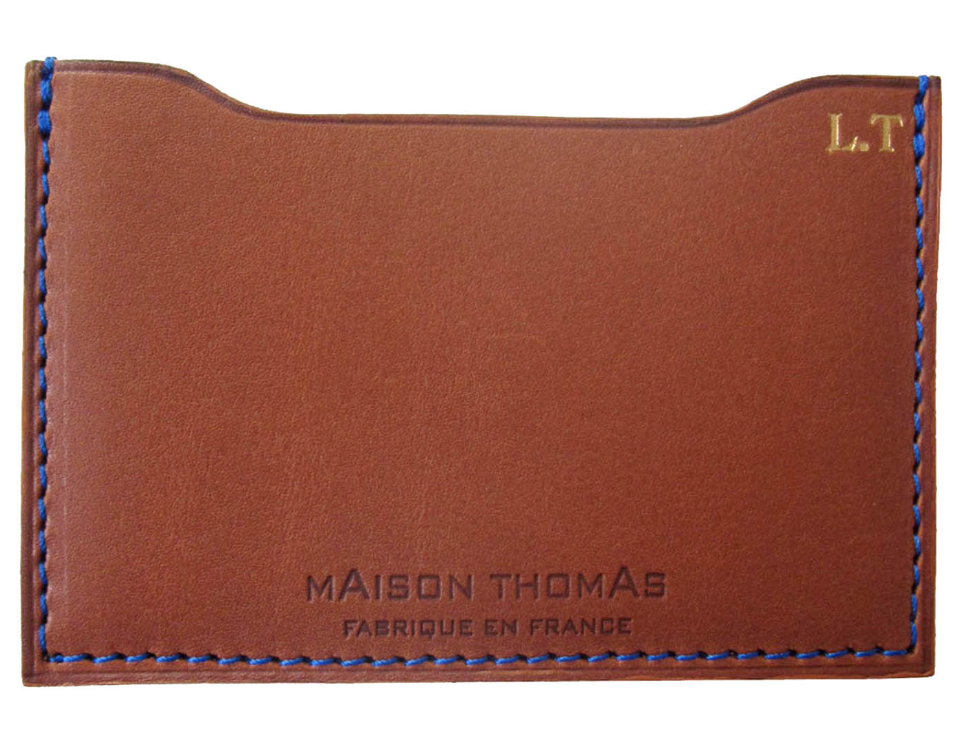 Maison Thomas - Protocole Cognac/fil Orange fluo